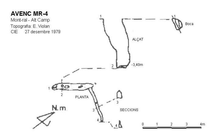 MR-4, Avenc