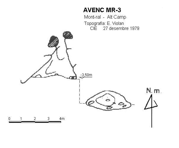 MR-3, Avenc